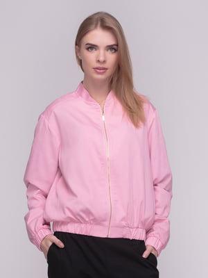 Ветровка розовая | 4210294