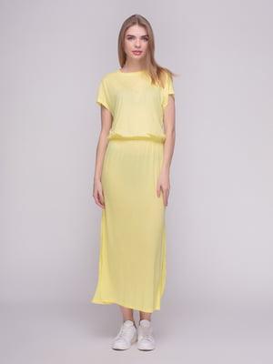 Сукня жовта | 4210241