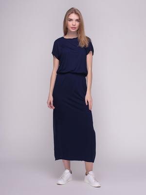 Платье синее | 4210245