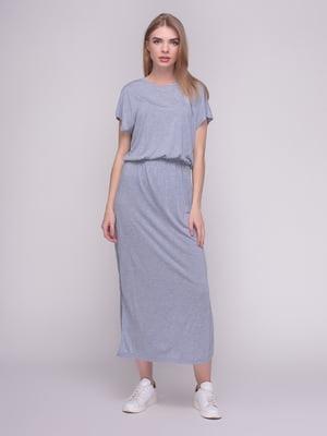 Платье серое | 4210279
