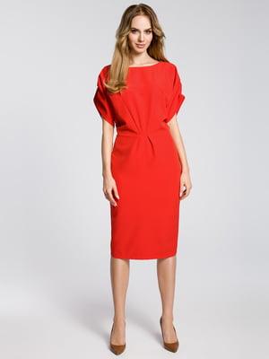 Платье красное | 4216261