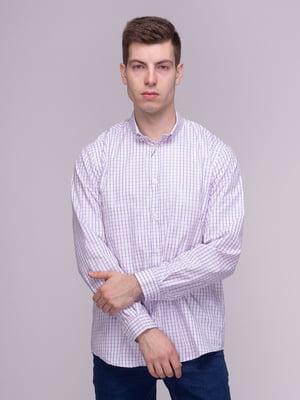 Рубашка клетчатая | 4210328