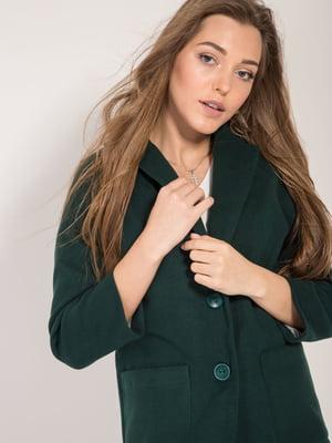 Пальто зеленое | 4217547