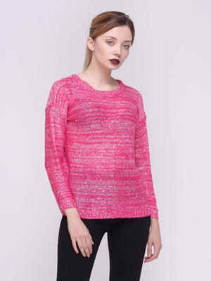 Джемпер розовый | 3463560