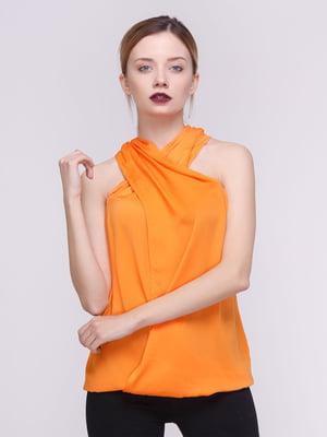 Топ оранжевый | 3463971