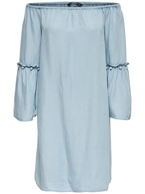 Платье голубое | 4169019