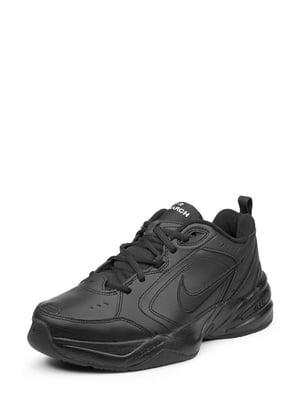 Кросівки чорні Air Monarch IV | 4217250