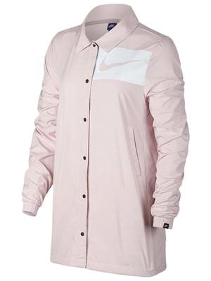 Ветровка розовая | 4217300