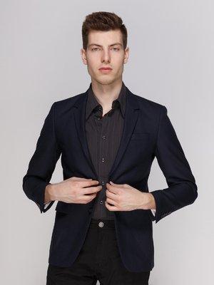 Пиджак синий | 3457618