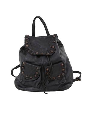 Рюкзак чорний | 4220302