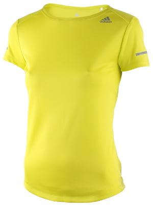 Футболка желтая | 4221378