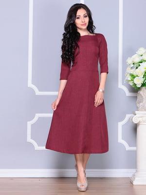 Платье светло-сливовое | 4222465