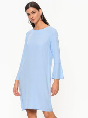 Платье голубое | 4224458