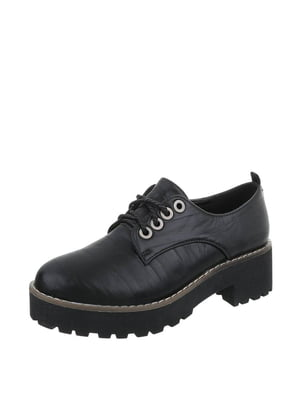 Туфли черные | 4228060