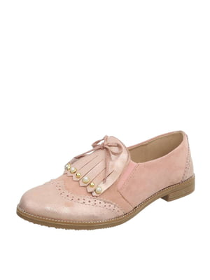 Туфли розовые | 4228177
