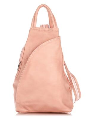 Рюкзак светло-розовый | 4222752