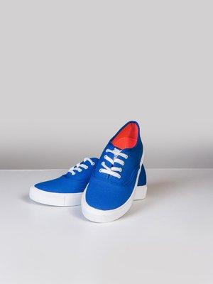 Кеды синие | 4226923