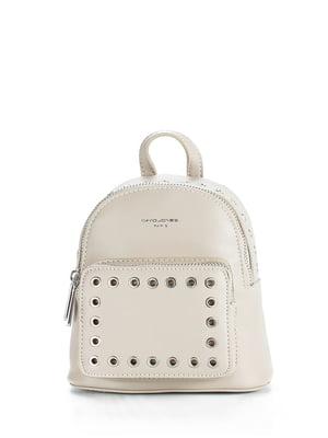 Рюкзак бежевий | 4230051