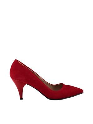 Туфлі червоні | 4230071