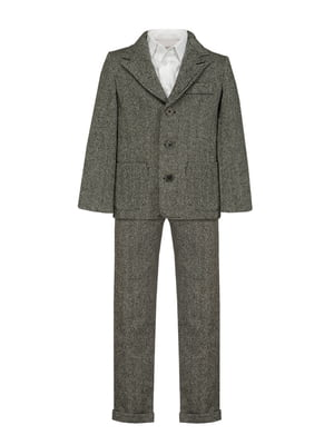 Костюм: піджак та брюки   4159146