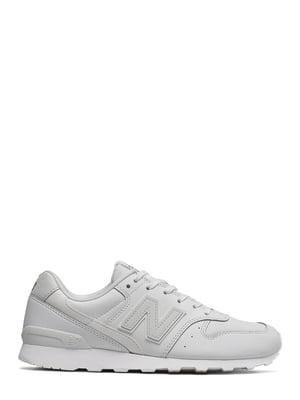 Кроссовки белые New Balance 996 | 4042565
