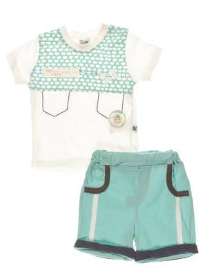 Комплект: футболка і шорти | 4220683