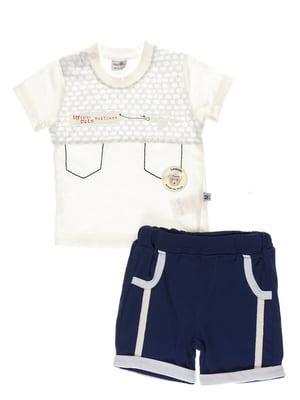 Комплект: футболка і шорти | 4220684