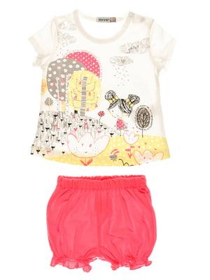 Комплект: футболка і шорти | 4220722