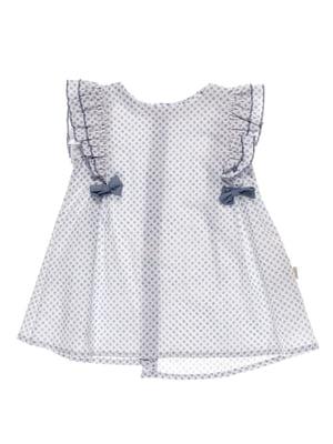 Платье голубое | 4220712