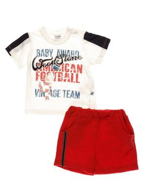 Комплект: футболка і шорти | 4220680