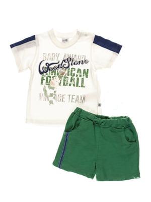 Комплект: футболка і шорти | 4220677