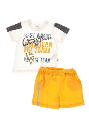 Комплект: футболка і шорти | 4220678
