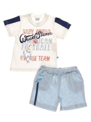 Комплект: футболка і шорти | 4220679