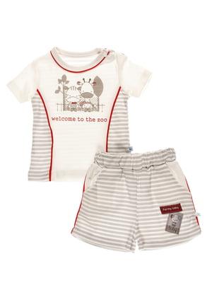 Комплект: футболка і шорти | 4220669