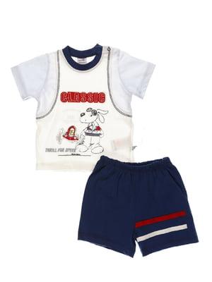 Комплект: футболка і шорти | 4220691