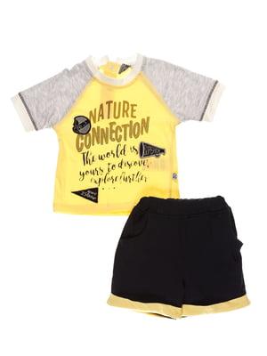 Комплект: футболка і шорти | 4220674
