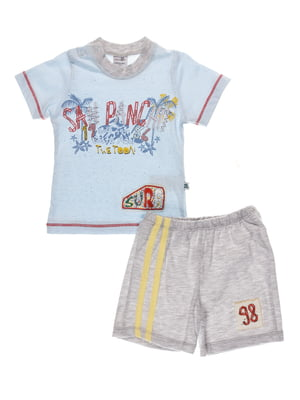 Комплект: футболка і шорти | 4220682