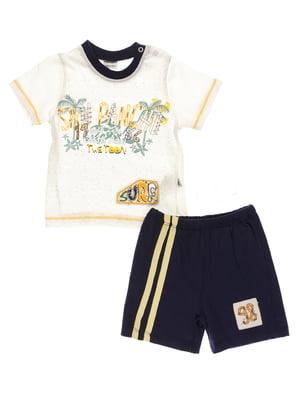 Комплект: футболка і шорти | 4220681