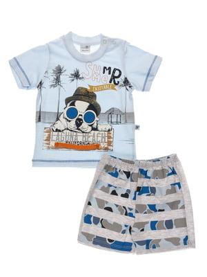 Комплект: футболка і шорти | 4220675