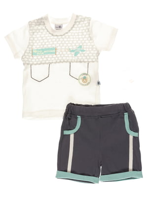 Комплект: футболка і шорти | 4220685