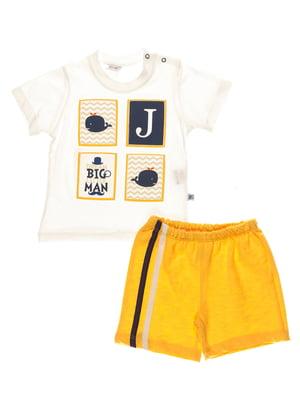 Комплект: футболка і шорти | 4220672