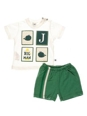 Комплект: футболка і шорти | 4220671