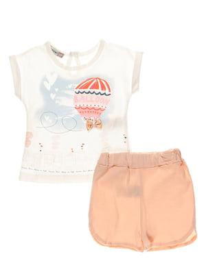Комплект: футболка і шорти | 4220724