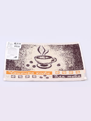 Салфетка махровая (50х30 см) | 4234139
