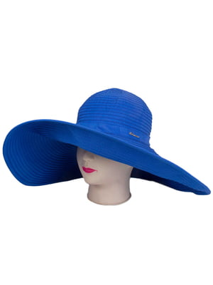 Шляпа цвета электрик   4236034
