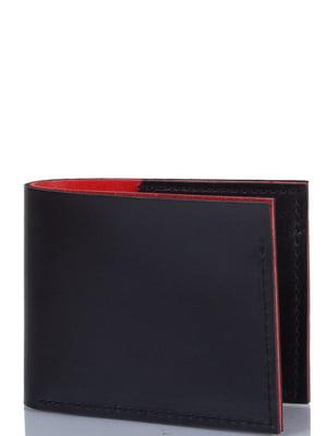Гаманець чорно-червоний | 4236067