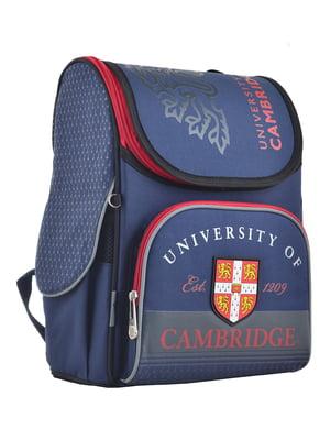 Рюкзак синій | 4235592