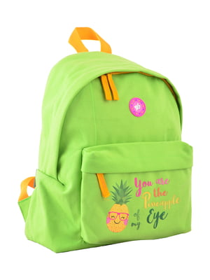 Рюкзак салатовий | 4235688