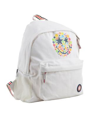 Рюкзак білий | 4235689