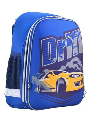 Рюкзак синій | 4235780